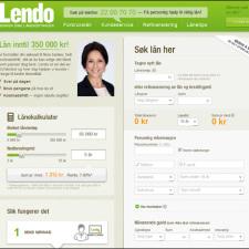 forbrukslån fra Lendo